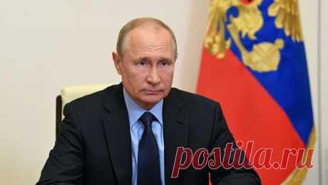 Путин дал новые поручения по ситуации с коронавирусом - Новости Mail.ru