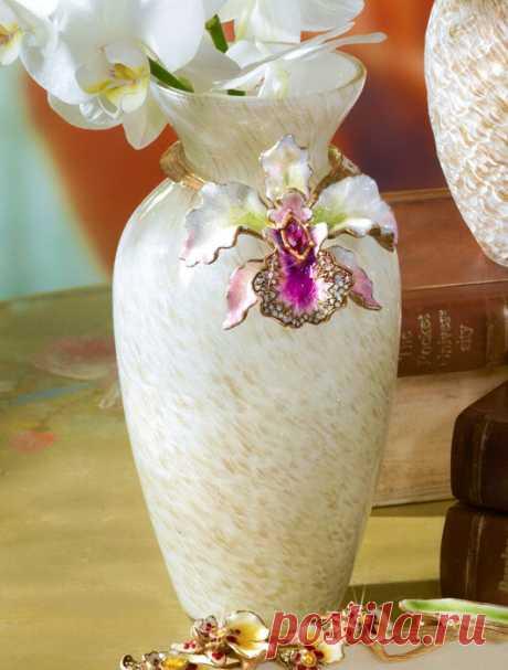 Драгоценные орхидеи Джея Стронгуотера великолепны!