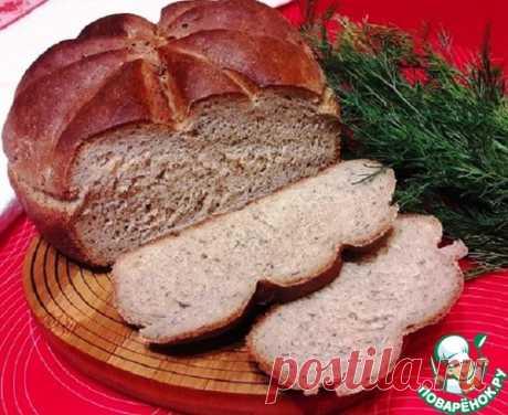 Хлеб укропный – кулинарный рецепт