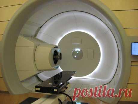 Самый передовой аппарат лучевой терапии для лечения рака  - протонный излучатель был изобретен и создан в Израиле