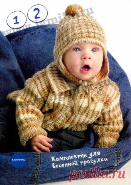Вязание модно и просто №5 2013 Для самых маленьких