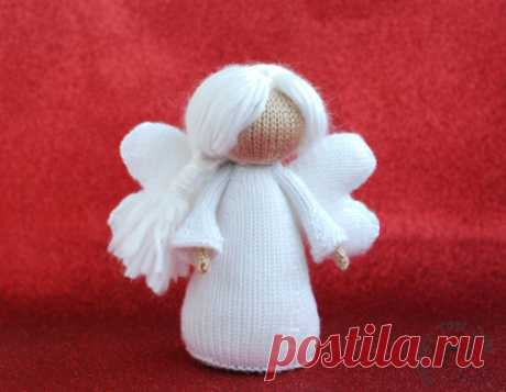 Ангелы и Гномы… Белое Рождество…