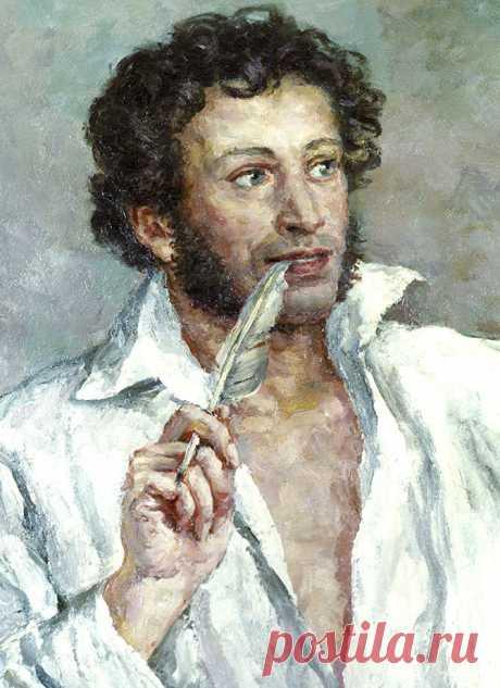 Самые скандальные стихотворения Пушкина - Статьи - SmartNews.ru