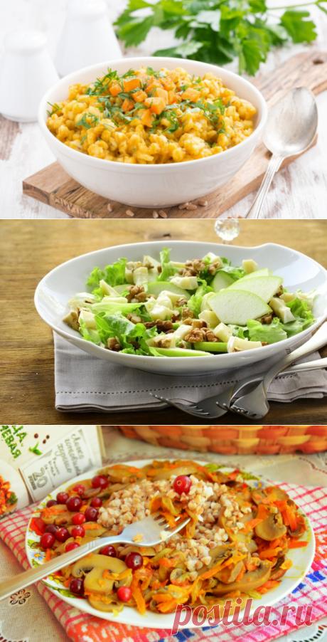 Рецепты блюд на каждый день поста