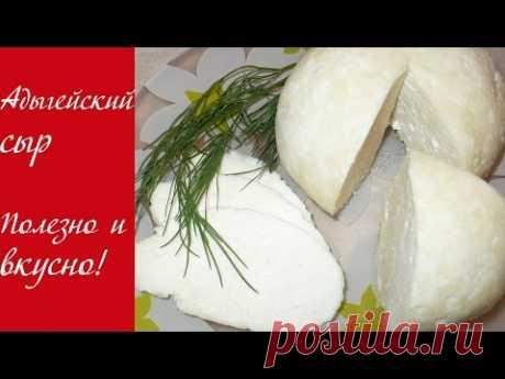 Cottage Adygei cheese