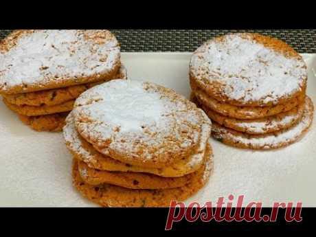 Американское  печенье 🍪 с шоколадной крошкой . Тестируем рецепт из Tik Tok