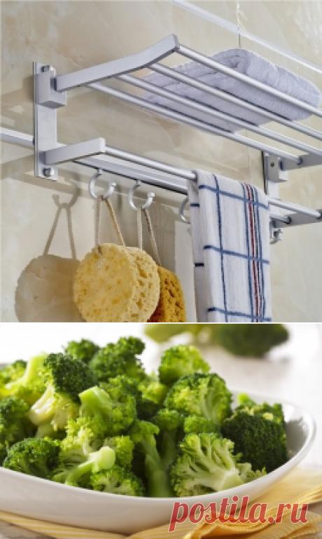 Как приготовить брокколи.