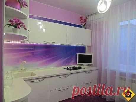 Нравятся вам белые кухни?