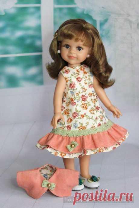 (106) Pinterest - Одежда для кукол 30 - 33 см. | Кукольная одежда