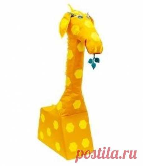 Детское кресло Жирафик