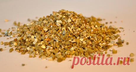 Разрыхлитель почвы (вермикулит, перлит)