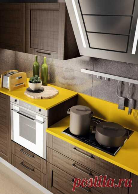 Дизайн маленькой кухни: что делать с интерьером малогабаритной кухни