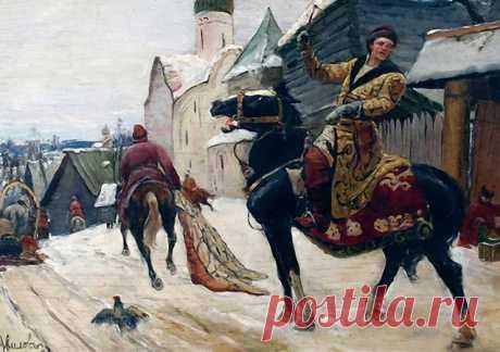 Опричники Ивана Грозного: как они изменили Россию | Русская семерка