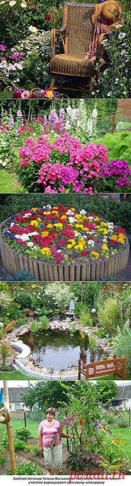 Выпуск №62 - Ландшафтный дизайн своими руками - идеи для дизайна сада