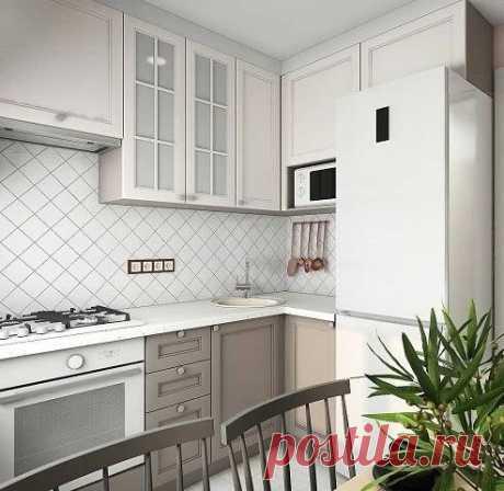 Как вам такая мини кухня от 1 до 10?