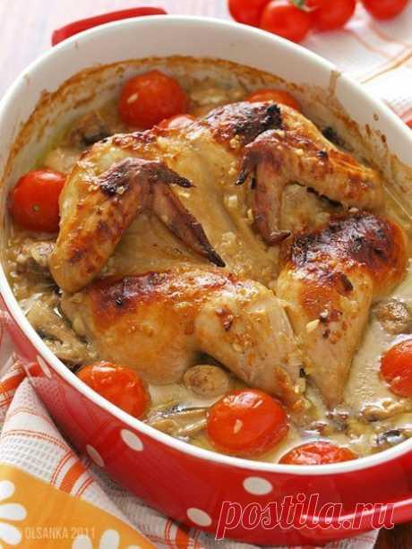 Интересные новости     Курица маринованная в пиве с горчицей