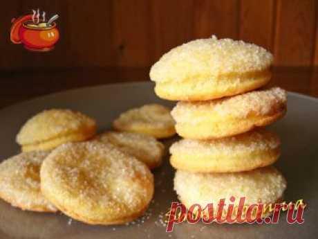 Творожное печенье. Рецепт с фото / Сладкая выпечка / Смачно