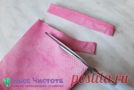 Что можно сделать из старых резиновых перчаток