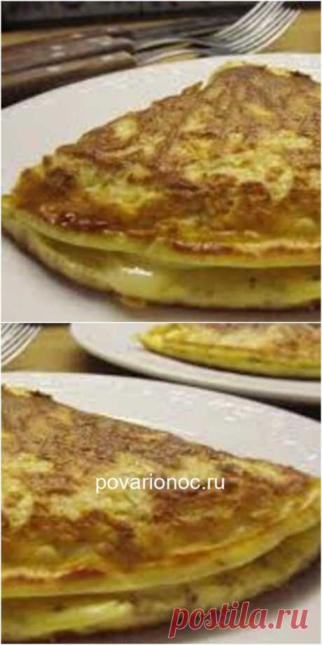 Овсяноблин - это просто! Сытный, полезный завтрак для всей семьи.