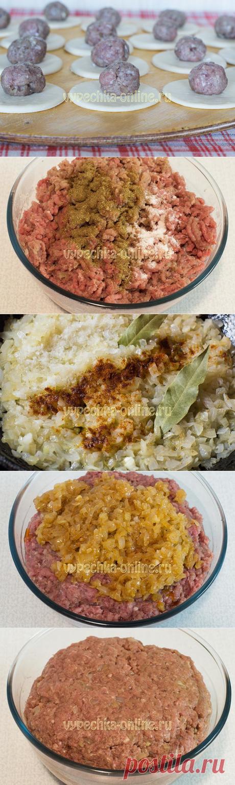 ✔️Свино-говяжий фарш рецепт