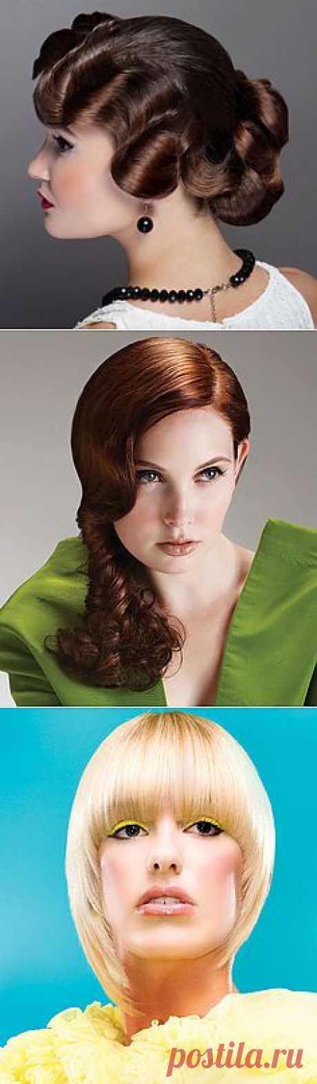 Модные прически и стрижки, красота и здоровье волос