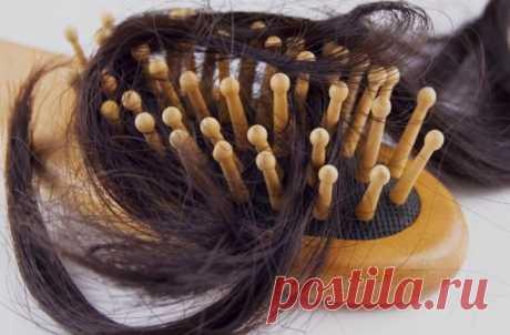 Выпадение волос на голове у женщин клоками на затылке и макушке