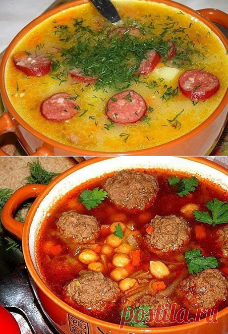 10 самых вкусных супов