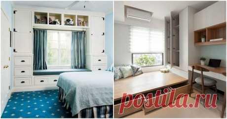 Удобные дизайны гардероба для маленькой спальни От того насколько удачно обустроена гардеробная во многом зависит порядок в доме. Отчасти именно поэтому даже в маленькой квартире под системы для хранения вещей пытаются выделить каждый свободный...