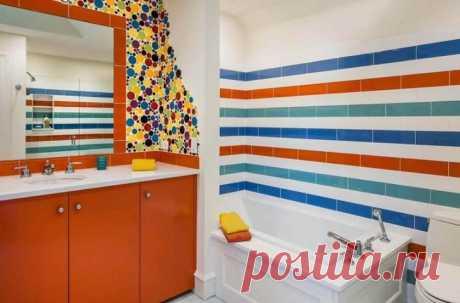 Покраска кафельной плитки: обновляем интерьер без лишних затрат