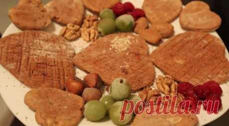 Печенье ко Дню Святого Валентина!, пошаговый рецепт с фото