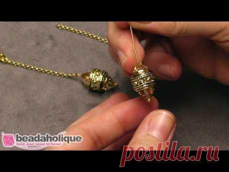 Quick & Easy DIY Jewelry: Ancient Queen Earrings