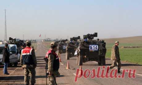 Ирак обвинил Турцию в военном вторжении на свою территорию - Новости Политики - Новости Mail.Ru