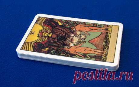 Таро и предсказания — Арканы «Маг», «Влюбленный», «Искусство» | Astro7