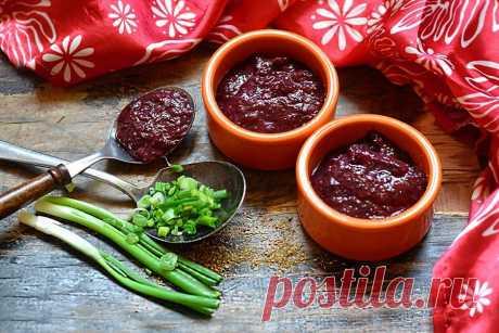Ткемали по грузински рецепт с фото и видео - 1000.menu