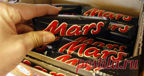 РФ: батончики Mars с кусочками пластика в страны ЕАЭС не поставлялись