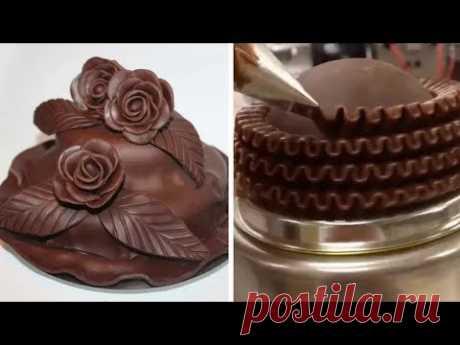 Удивительный стиль тортов удивительные украшения тортов
