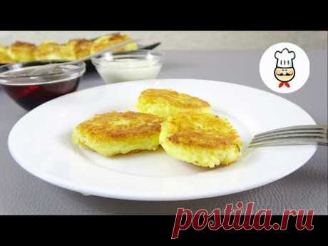 Добавляю немного манки и пару яиц к творогу. Идеальный рецепт идеальных сырников - YouTube Довольно часто, на завтрак у нас в семье едят сырники. Готовить их одно удовольствие. Добавил немного манки в творог и пару яиц и на сковороду. Все просто и идеально. Многие готовят по этому рецепту, а многие готовят по-другому. Попробуйте мой вариант и убедитесь, что проще и вкуснее не бывает. ЭТО ОЧЕНЬ ВКУСНО!!!