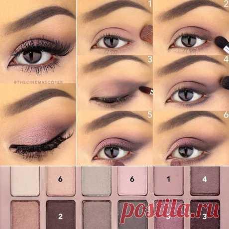 Самые лучшие идеи макияжа для девушек с инструкциями