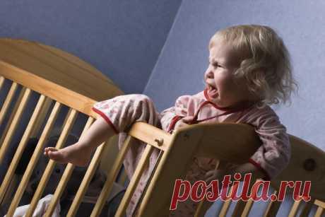 Выяснена причина ночной бессонницы у младенцев - Новости медицины