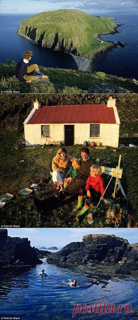 Частный семейный остров (12 фото) - Fishki.Net | Фишкина картинка