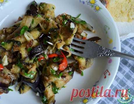 Баклажаны жареные – кулинарный рецепт