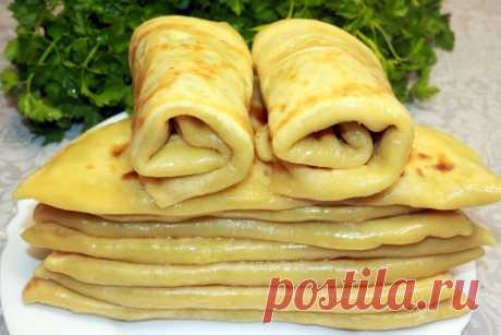 Когда дома нет хлеба, готовлю вкусные лепёшки, съедаются в один миг: делюсь рецептом | Мастерская идей | Яндекс Дзен