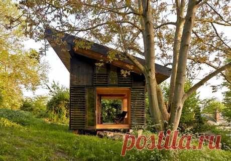 Маленький дом 40 м²: простой по конструкции, экономичный в отоплении, быстрый в уборке | ZAGGO.RU | Яндекс Дзен
