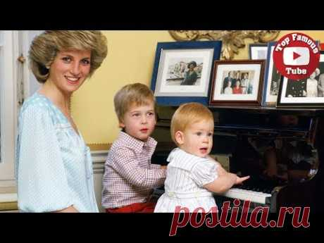 Prince William and Prince Harry | Lovely Childhood Memories