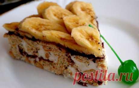 Пряничный торт— очень быстро ислишком вкусно! Торт из пряников с бананами и нежным сметанным кремом, шоколадный пряничный торт, имбирный пряничный торт, с зефиром и сгущенкой. Как выбрать натуральные пряники