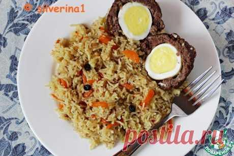 Плов «Душанбе» Кулинарный рецепт