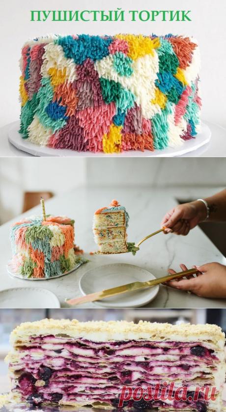 Очень вкусный Торт с КРЕМОМ НАМЕЛАКА