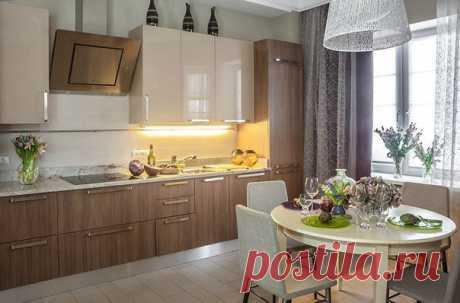 А вам нравится такой дизайн кухни?