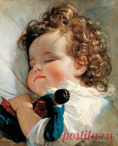 12 волшебных фраз перед сном ребенку, имеющих исцеляющий эффект - Я узнаю