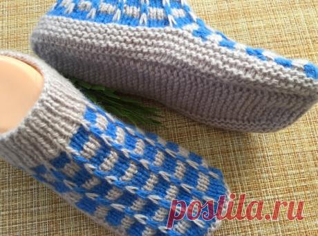 Следки на двух спицах, лёгкие в исполнении | Вязание и Рукоделие | Яндекс Дзен